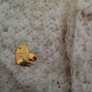 Betsey Johnson Accessories - BETSY JOHNSTON Fuzzy Infinity Scarf